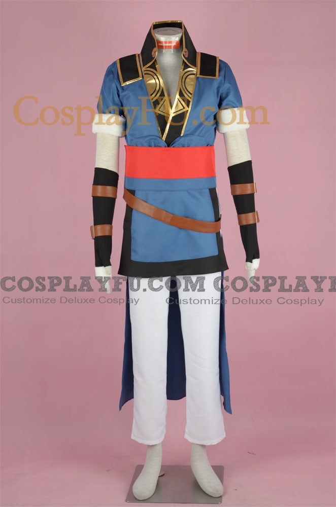 Fire Emblem: Awakening Lon'qu Costume (2nd)