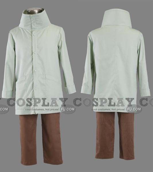 Shino Cosplay Costume (1st) from Naruto