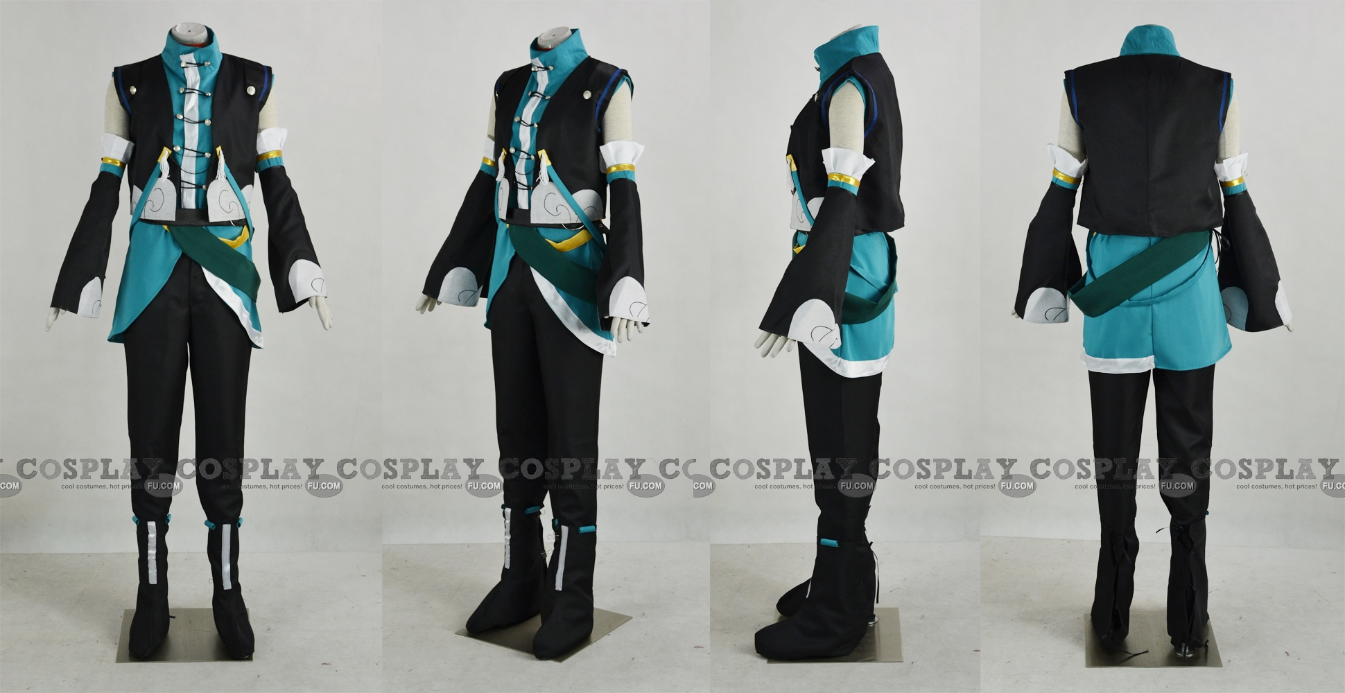 Longya Cosplay Costume from China Project