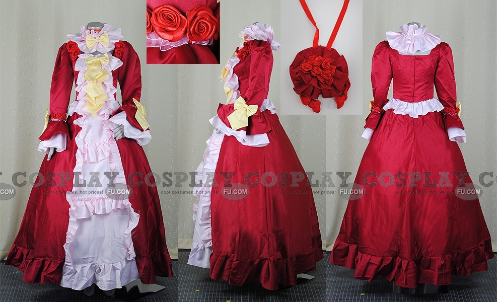 Pandora Hearts Lottie Costume