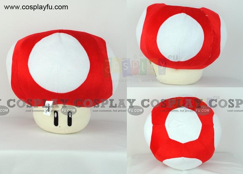 Mushroom Toy from Super Mario