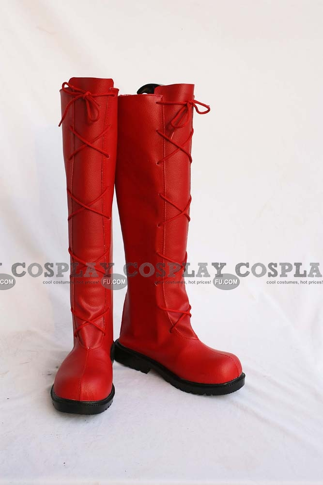 Lucia Shoes (1061) from Mermaid Melody Pichi Pichi Pitch