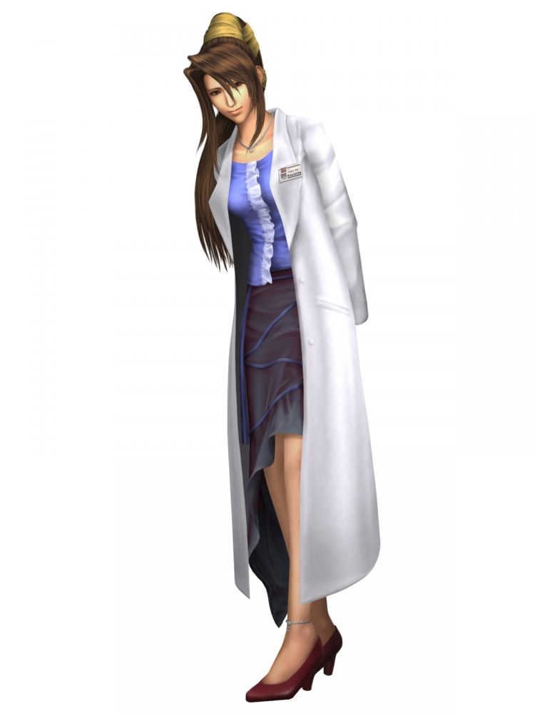 Lucrecia Cosplay Costume from Final Fantasy VII