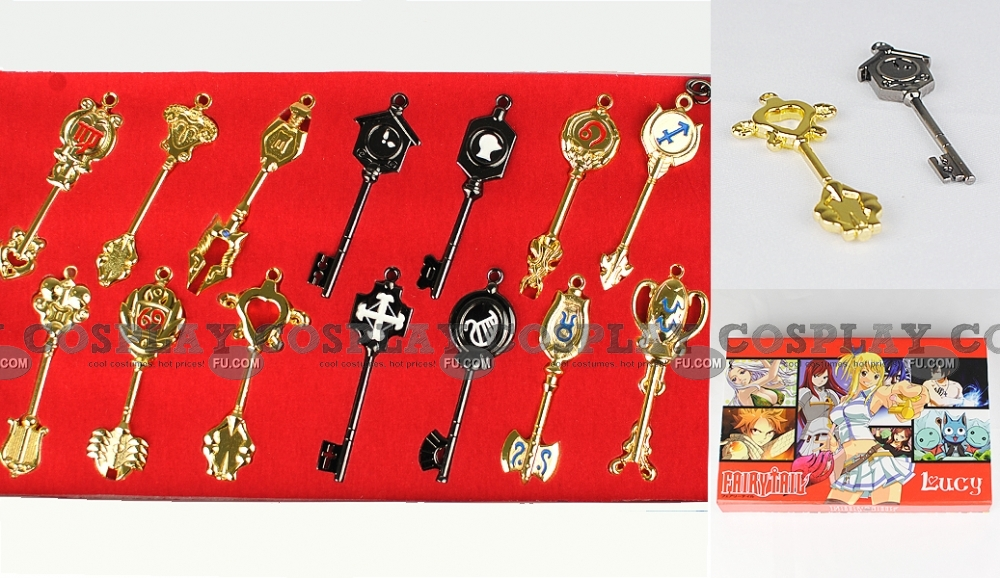 Lucy Weapons (Set) from Fairy Tail