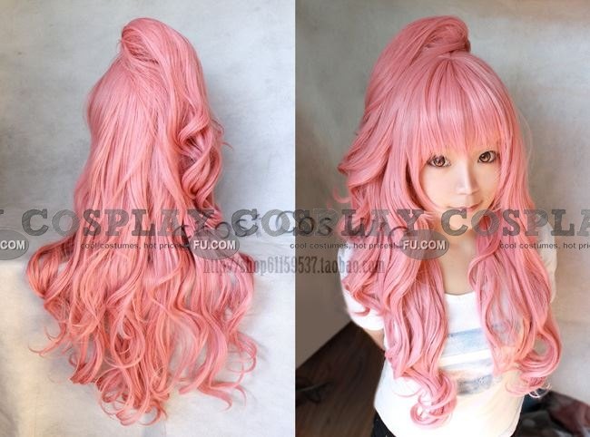Luka Wig (Curly,2nd) from Vocaloid