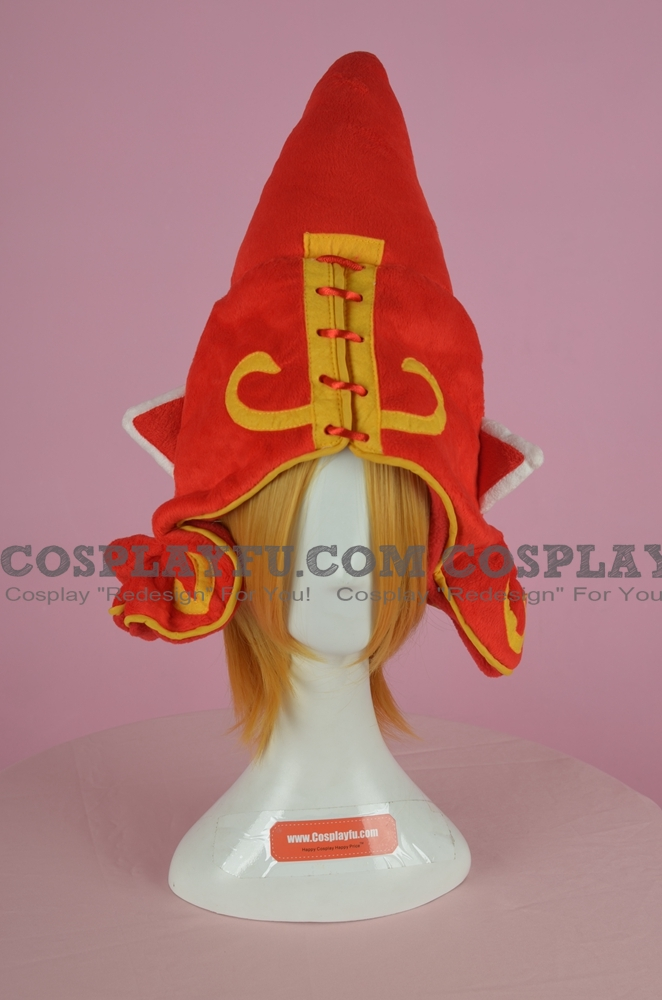 Lulu Hat (Package) from League of Legends