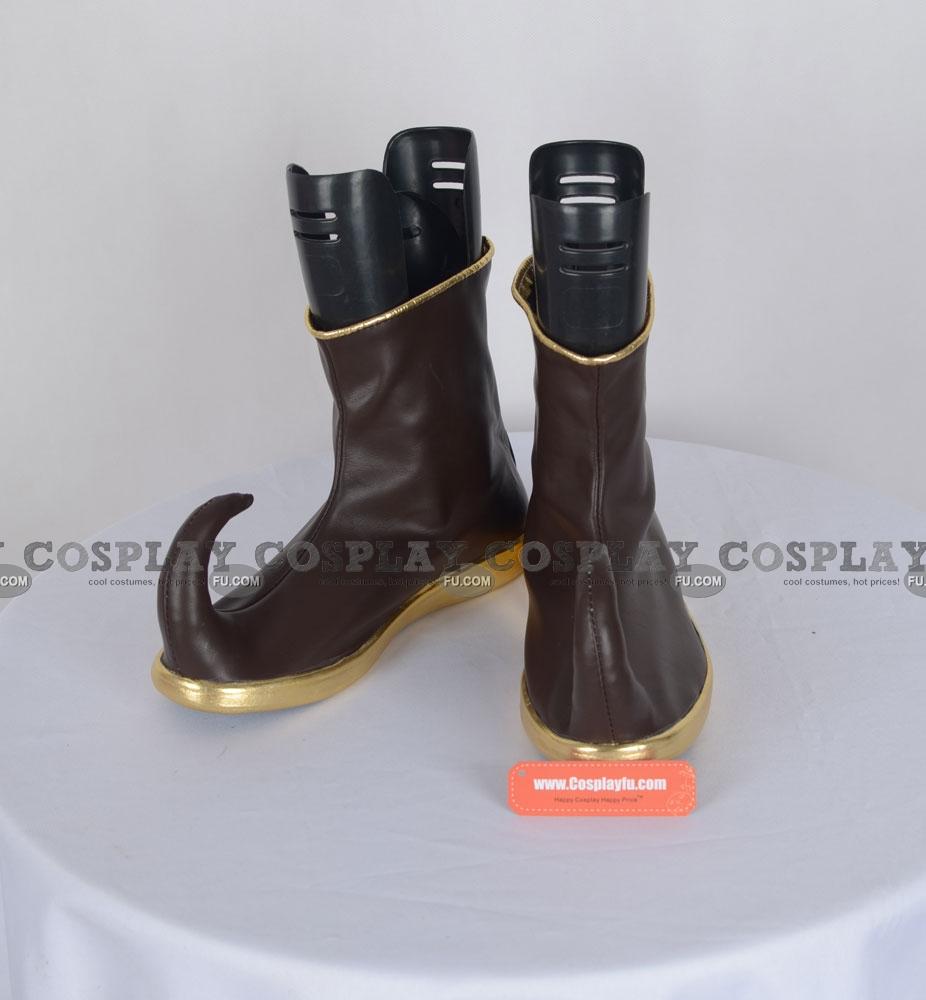 League of Legends Lulu Sorcière féérique chaussures (C593)