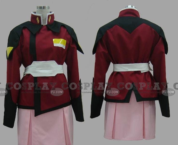 Lunamaria Cosplay Costume from Gundam Seed Destiny