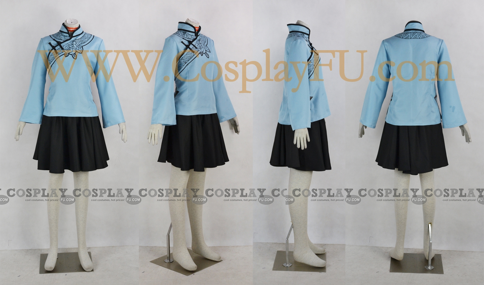 Luo Tianyi Cosplay Costume (Sesame) from Vocaloid 3