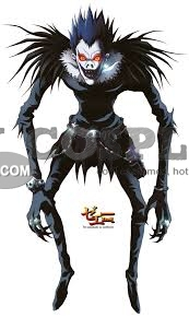 Shinigami Cosplay Costume from Death Note