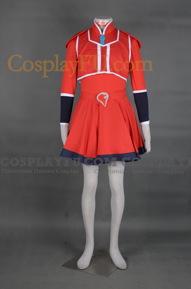 Mable Cosplay Costume from Pokemon X and Y