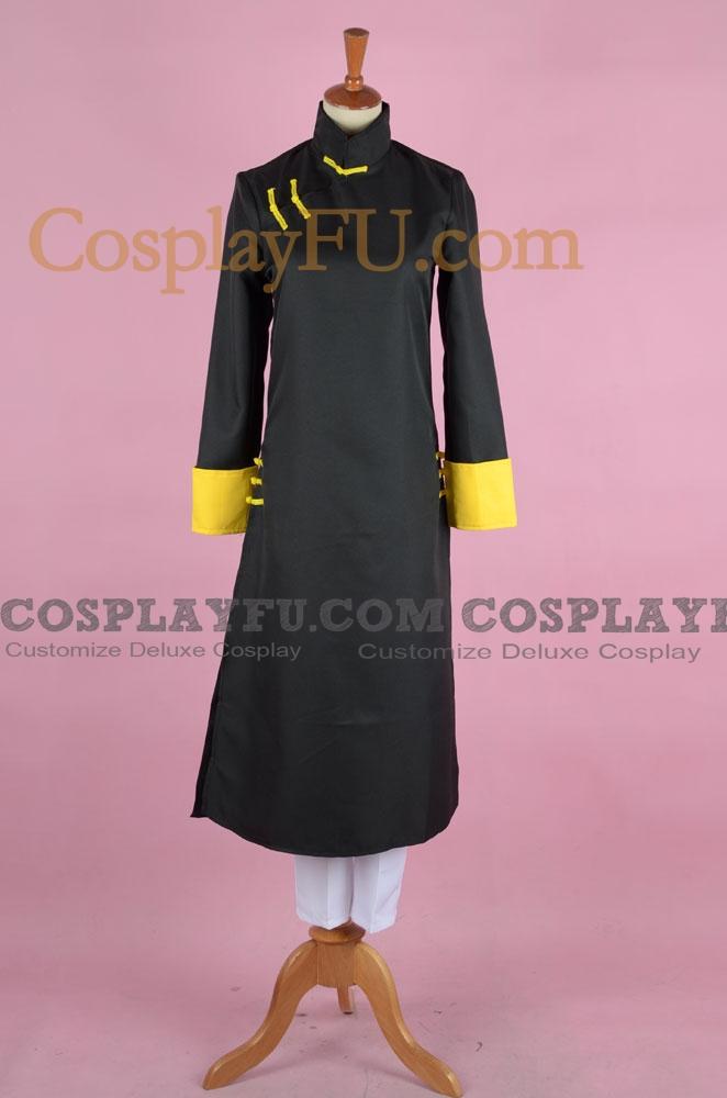 Macao Cosplay Costume from Axis Powers Hetalia