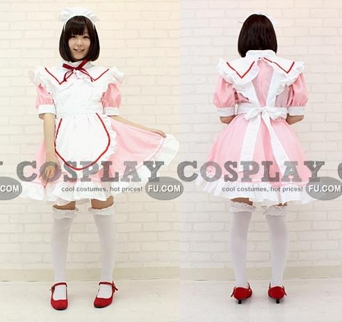 Maid Costume (177)