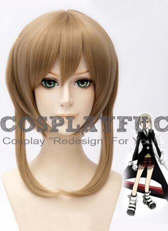 Maka Wig (Brown) from Soul Eater