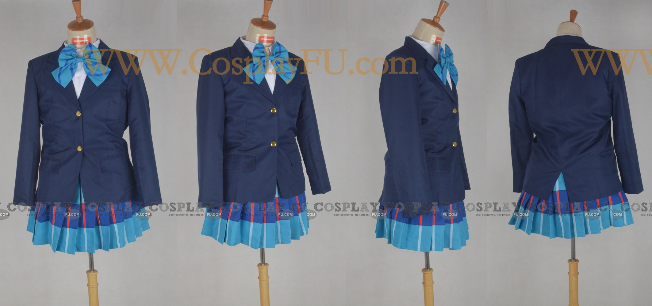 Maki Cosplay Costume (School Uniform) from Love Live