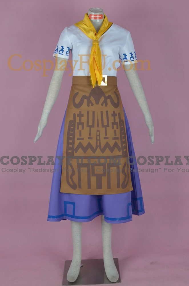 Malon Cosplay Costume from The Legend of Zelda