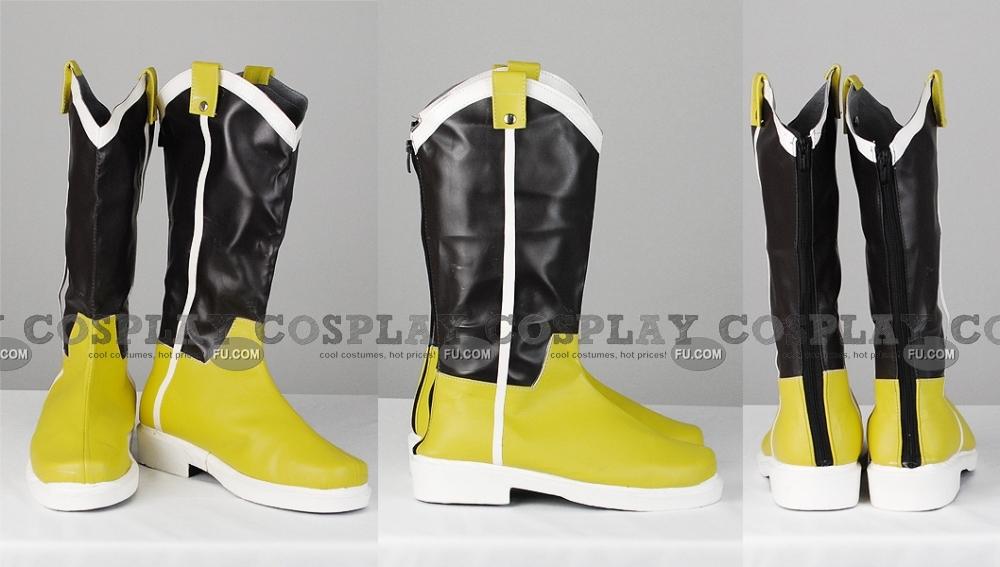 Mami Shoes (B165) from Puella Magi Madoka Magica