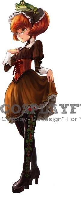 Margarita Surprise Cosplay Costume from Grim Grimoire