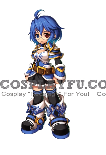 Mari Cosplay Costume from Grand Chase