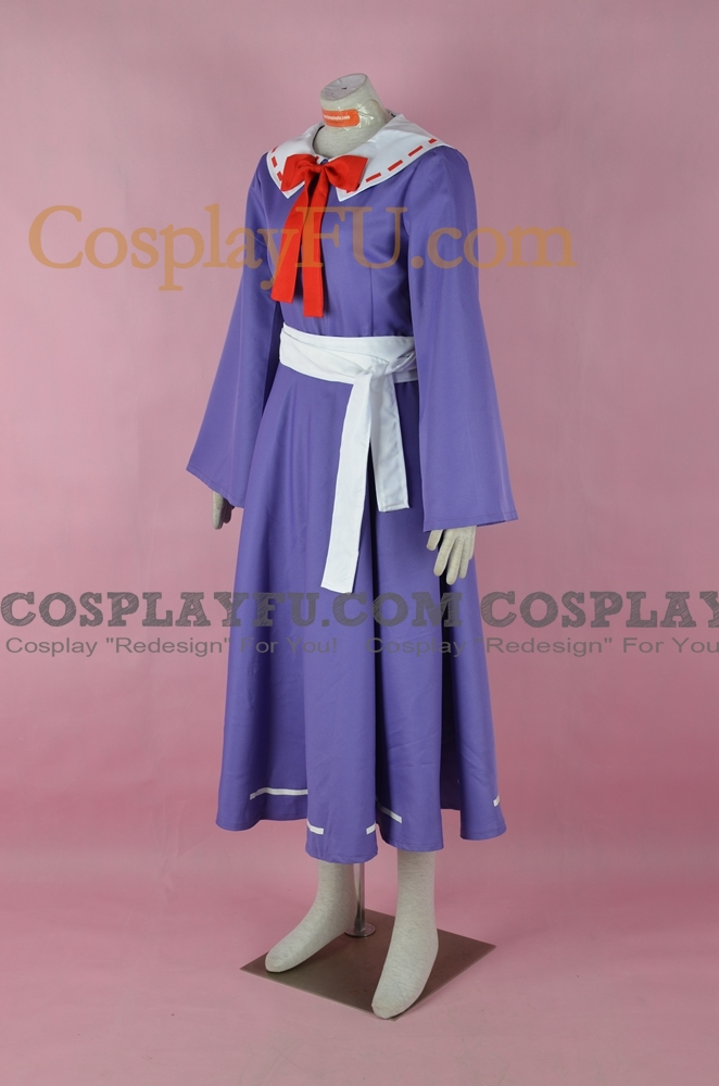 Touhou Project Maribel Hearn Uniform COS Clothing Cosplay Costume