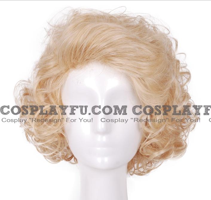celebridad Marilyn Monroe Peluca