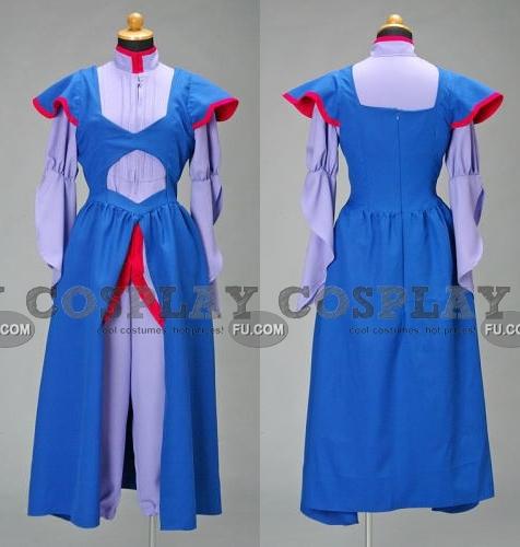 Marina Cosplay Costume from Gundam 00