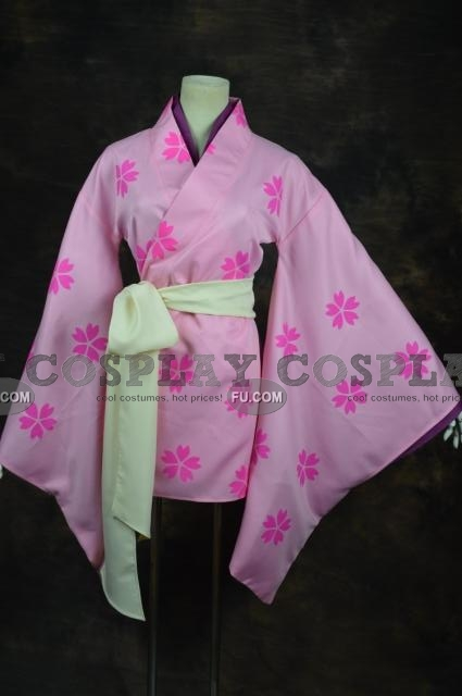 xxxHOLiC Maru Costume (Kimono)