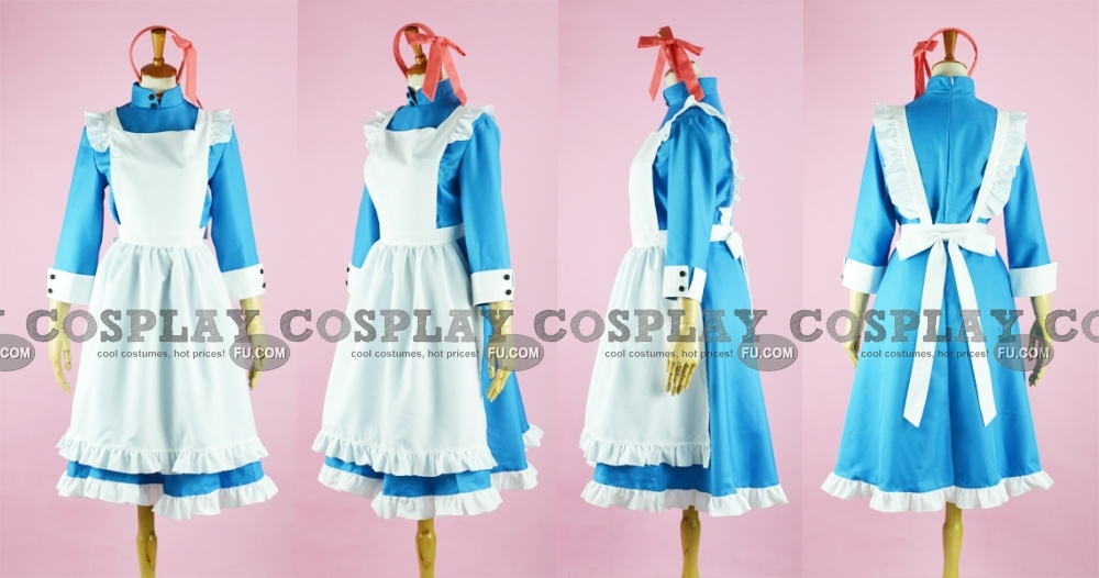 Mari Cosplay Costume (Imagination Forest) from Kagerou Project