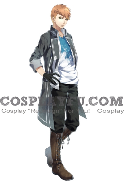 Masamune Cosplay Costume from NORN9