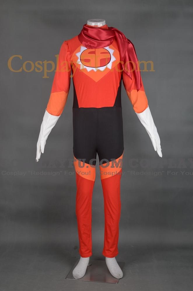 Masayoshi Cosplay Costume from Samurai Flamenco