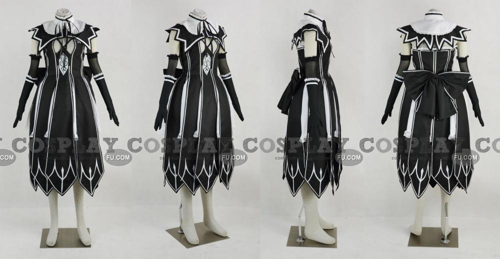 Shining Hearts Maxima Enfield Costume