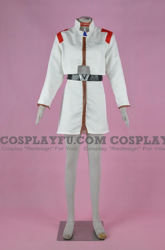 Maya Cosplay Costume from Neon Genesis Evangelion