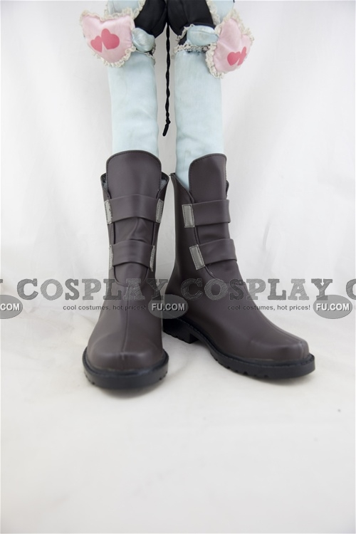 Maya Shoes (D192) from Arpeggio of Blue Steel