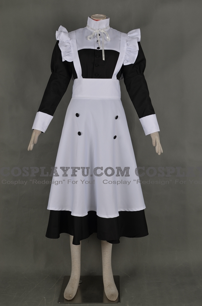 Black Butler Meirin Costume