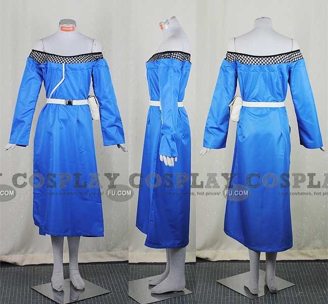Mei Cosplay Costume from Naruto Shippuuden