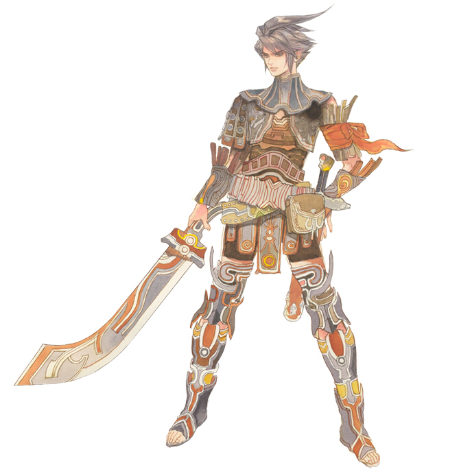 Meurs Cosplay Costume from The Legend of Legacy