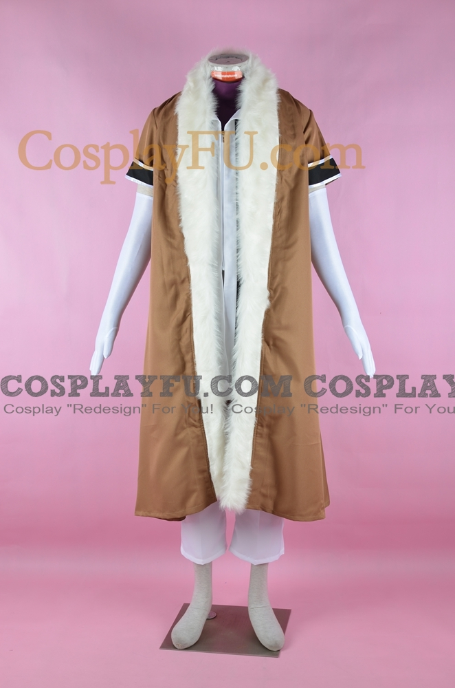 Midnight Cosplay Costume from Fairy Tail