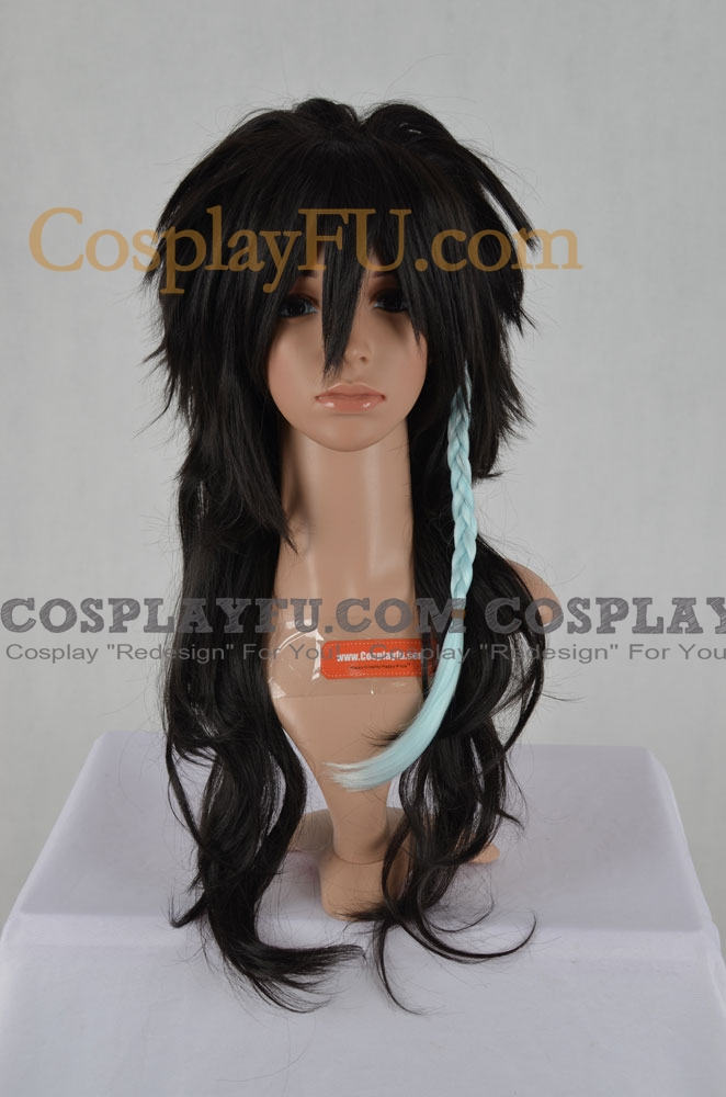 Midnight Wig from Fairy Tail