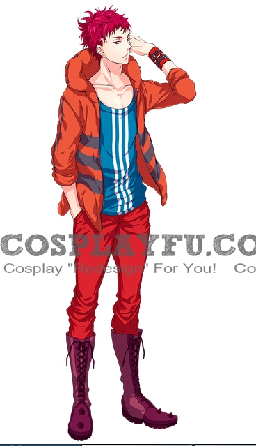 Mikado Kiryu Cosplay Costume from ROOTREXX