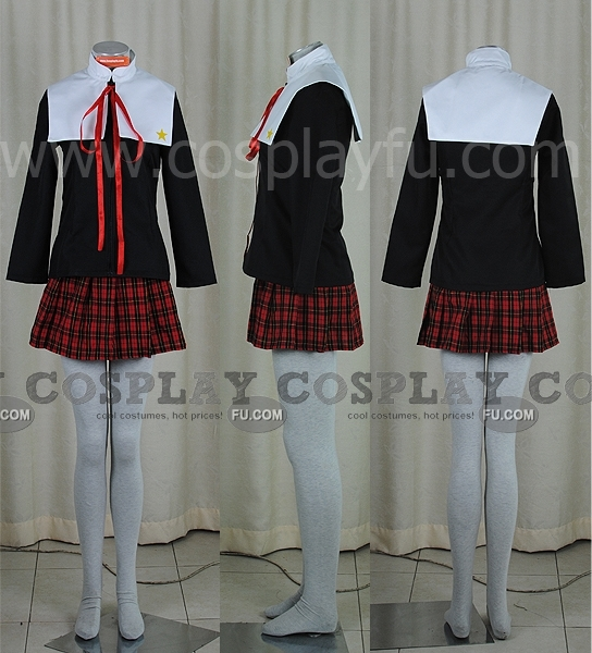 Mikan Cosplay Costume from Alice Academy