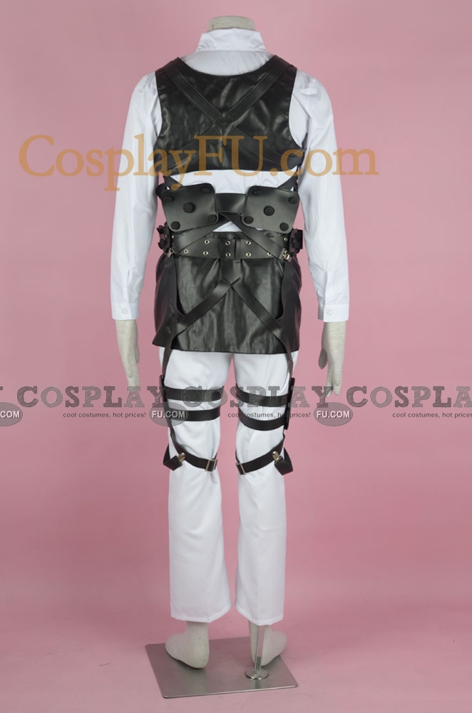 Custom Mikasa Cosplay Costume (Training Corps) from Attack ...