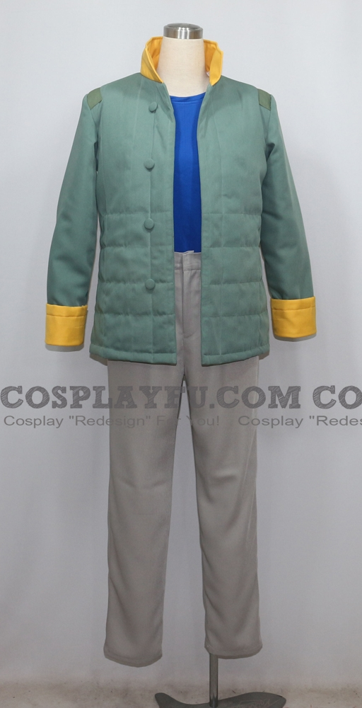 Mikazuki Cosplay Costume from Mobile Suit Gundam Iron Blooded Orphans