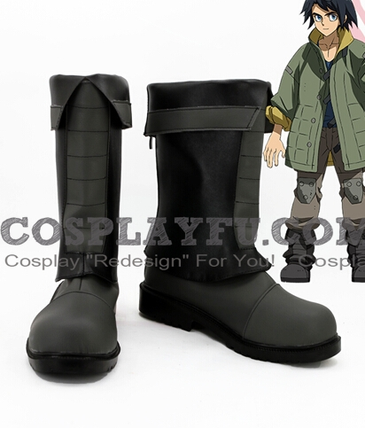 Mikazuki Shoes from Mobile Suit Gundam Iron Blooded Orphans