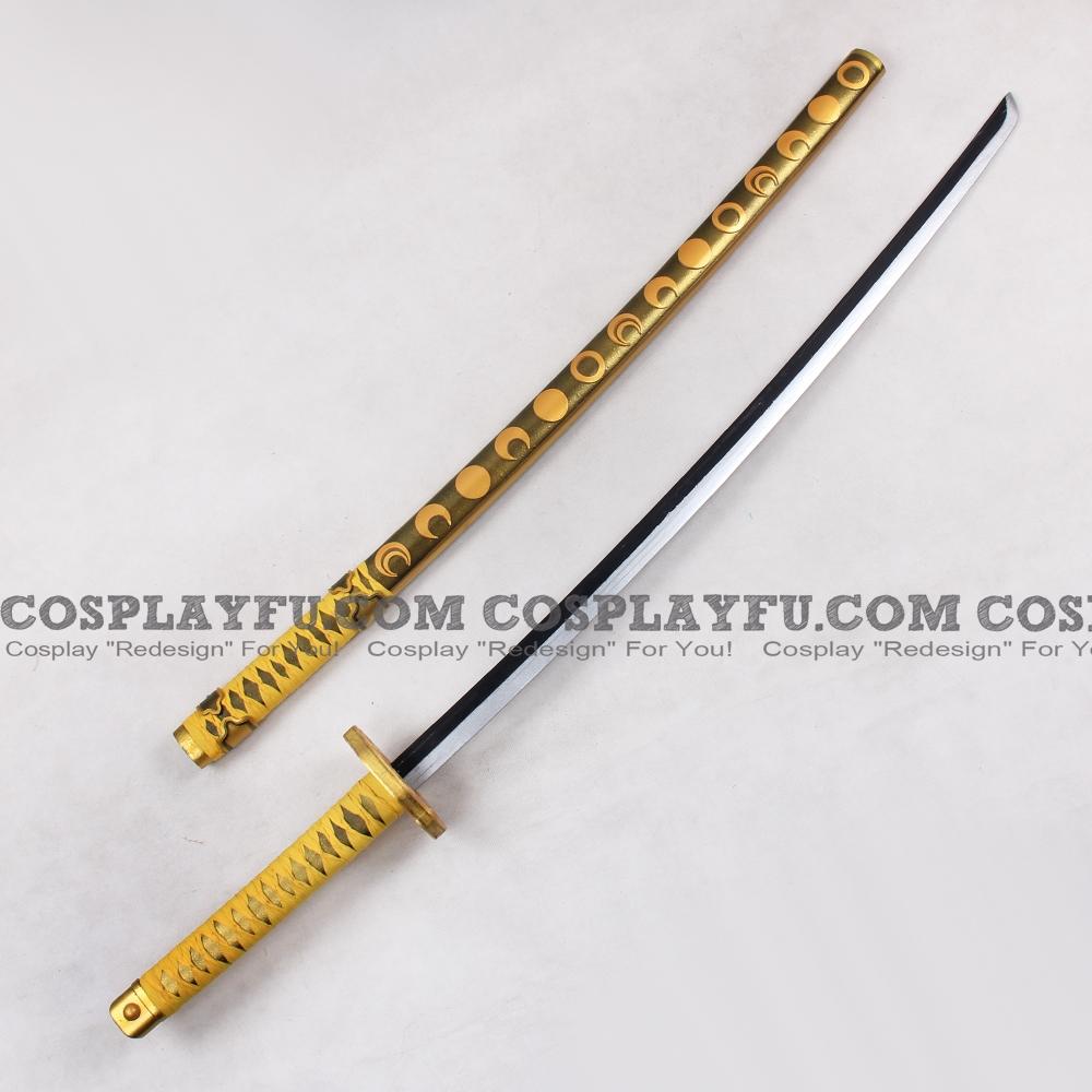 Mikazuki Sword from Touken Ranbu