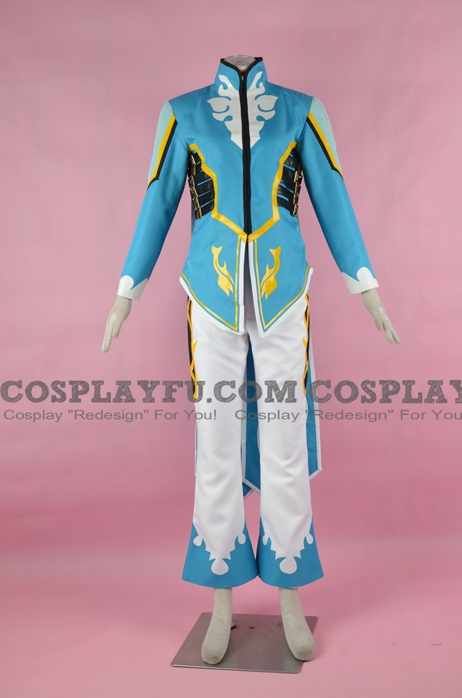 Mikleo Cosplay Costume from Tales of Zestiria