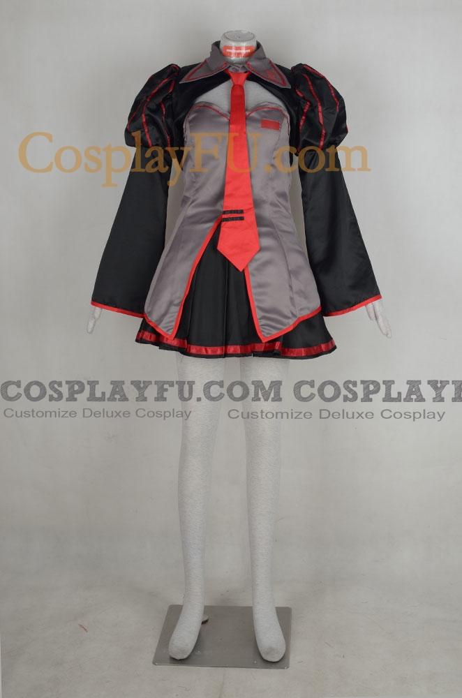 Miku Cosplay Costume (Zatsune 46-003) from Vocaloid