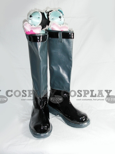 Miku Shoes (B146) from Vocaloid