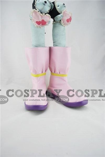 Miku Shoes (B370) from Hatsune Miku Project DIVA
