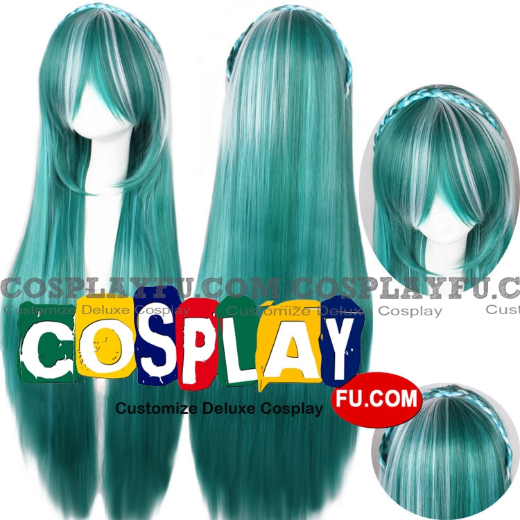 Miku Wig (Knife 2nd) from Vocaloid