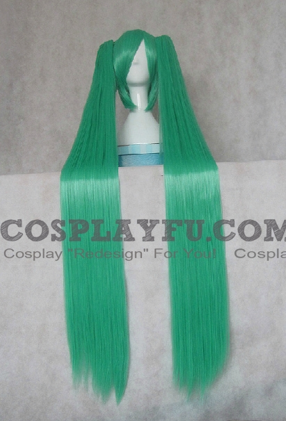 Miku Wig (Leaf Green) from Vocaloid
